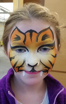 Face Paint Design Gallery
