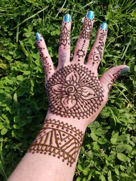 Henna Body Art / Tattoo Gallery